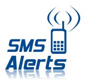 SMS ALLERTS REGISTRATION